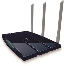 TP-LINK langaton reititin 4-porttinen kytkin Gigabit LAN/WAN 802.11n