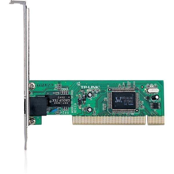 TP-LINK verkkokortti 10/100Mbps 32-bit PCI