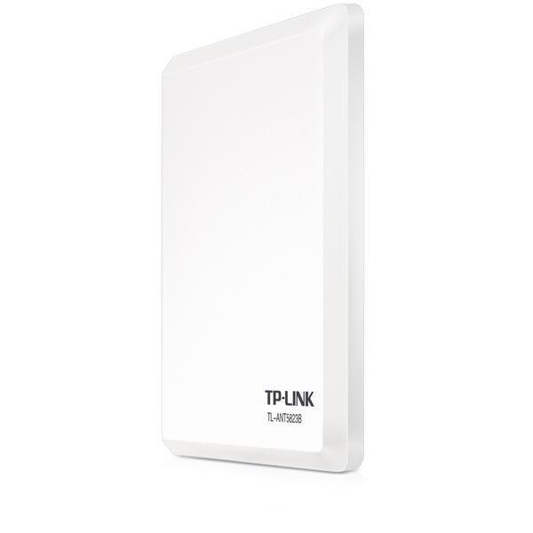 TP-LINKsunnattava antenni ulkokäyttöön 5Ghz 23dBi 802.11a/n valk