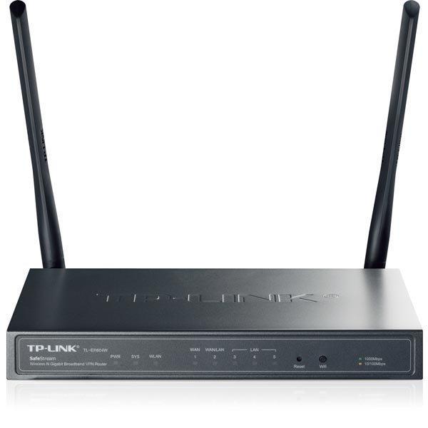 TP-Link Safestream Gigabit VPN Reititin 1xGE WAN 4xGE LAN