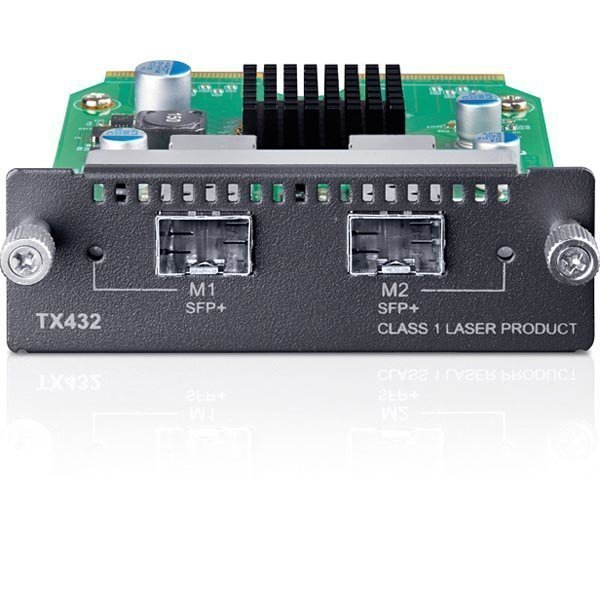 TP-Link TX432 10-Gigabit 2-Portin SFP+ laajennusmoduuli