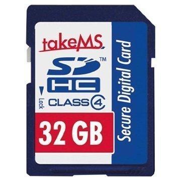 TakeMS SDHC Muistikortti 32Gt