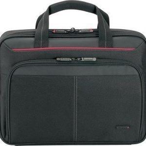 Targus 13.4 Inch / 34cm Laptop Case 13.3tuuma Nailon Musta Punainen