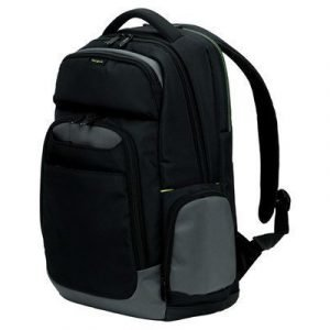 Targus Citygear Laptop Backpack Musta/harmaa 15.6tuuma