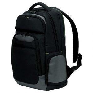 Targus Citygear Laptop Backpack Musta/harmaa 15.6tuuma