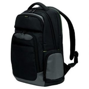 Targus Citygear Laptop Backpack Musta/harmaa 17.3tuuma
