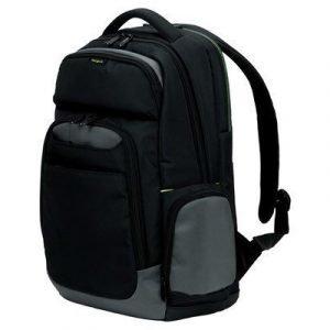 Targus Citygear Laptop Backpack Musta/harmaa 17.3tuuma