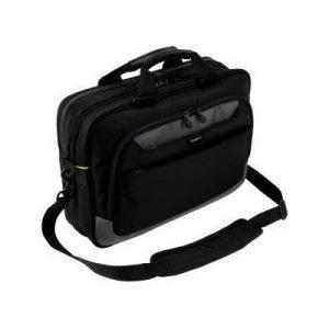 Targus Citygear Topload Case 15.6tuuma Polyesteri Musta