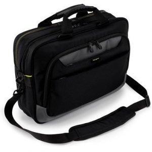 Targus Citygear Topload Case 17.3tuuma Polyesteri Musta