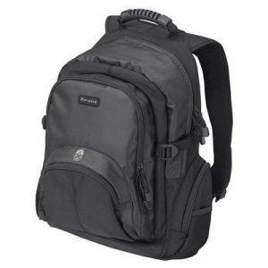 Targus Classic Backpack Musta 16tuuma