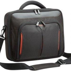 Targus Classic+ Clamshell Case 12.1tuuma Polyesteri Musta Punainen