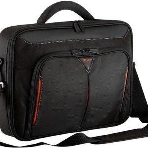 Targus Classic+ Clamshell Case 14.1tuuma Polyesteri Musta Punainen