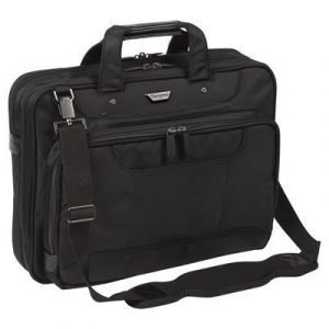 Targus Corporate Traveler 15 15.6tuuma Ballistinen Nylon Musta