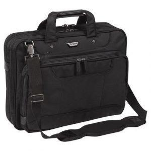 Targus Corporate Traveler 15 15.6tuuma Ballistinen Nylon Musta