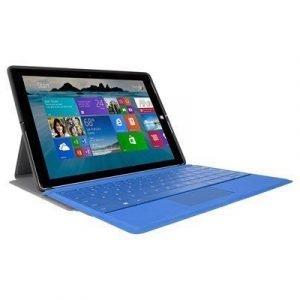 Targus Folio Wrap + Stand Case Black Microsoft Surface 3