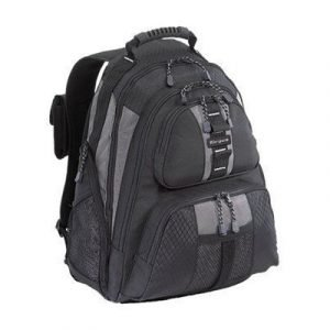 Targus Small Sport Backpack Musta Harmaa 16tuuma