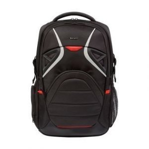 Targus Strike Gaming Laptop Backpack Musta 17.3tuuma