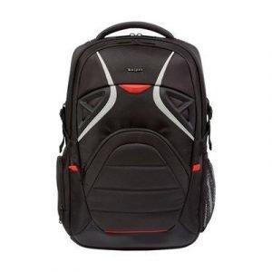 Targus Strike Gaming Laptop Backpack Musta 17.3tuuma