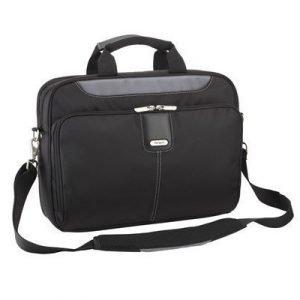 Targus Transit Topload Case 14.1tuuma Polyesteri Musta Harmaa