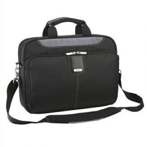 Targus Transit Topload Case 15.6tuuma Polyuretaani Polyesteri Musta Harmaa