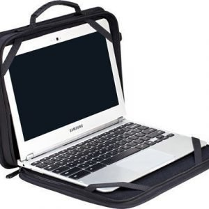 Targus Work-in Case For Chromebook 11.6tuuma Neoprene Musta