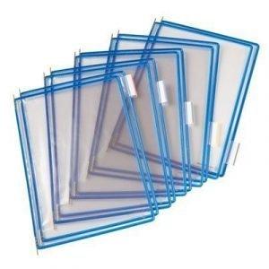Tarifold Frames Pp A4 Blue 10pcs