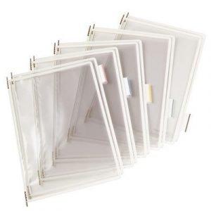 Tarifold Frames Pp A4 White 10pcs