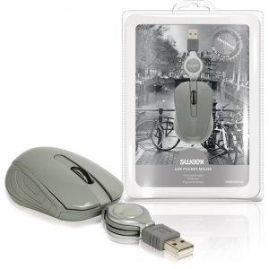 Taskukokoinen USB-hiiri Amsterdam