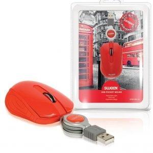 Taskukokoinen USB-hiiri London
