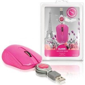 Taskukokoinen USB-hiiri Paris