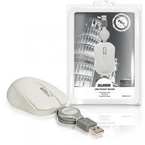 Taskukokoinen USB-hiiri Pisa