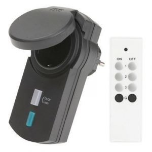 Telldus Ip44 Outlet + Remote