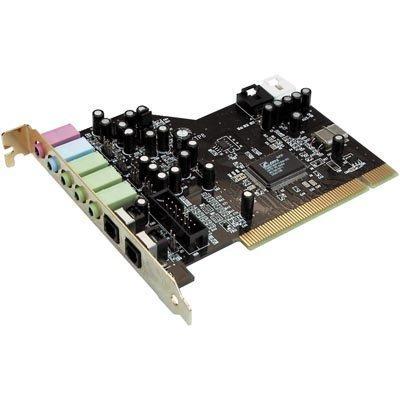 TerraTec Aureon 5.1 PCI äänikortti 3 5mm optiset liitokset