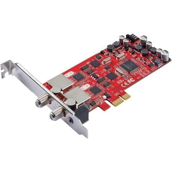 Terratec Cinergy S2 PCIe Dual (2x DVB-S2/DVB-S Tuner)