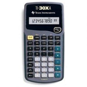 Texas Calculator Ti-30xa