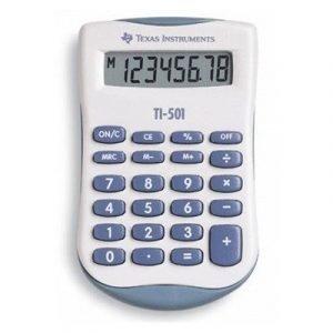 Texas Calculator Ti-501