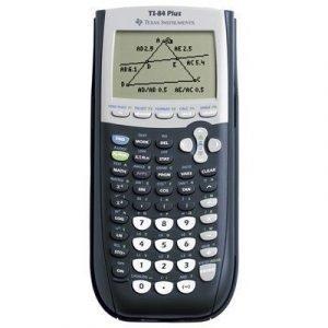Texas Grafräknare Ti-84 Plus