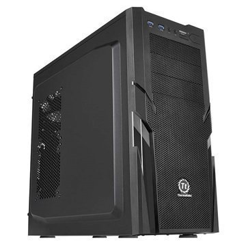 Thermaltake Commander G41 CA-1B4-00M1NN-00 PC-Kotelo Mid Tower ATX Musta