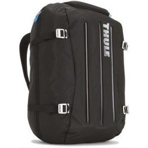 Thule Crossover Duffel Backpack 40l Musta 17.3tuuma