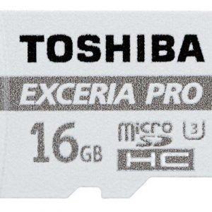 Toshiba Exceria Pro M401 Microsdhc 16gb