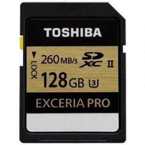 Toshiba Exceria Pro N101 Sdhc 128gb