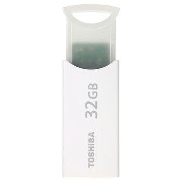 Toshiba Kamome U204 USB-Tikku 32Gt Valkoinen