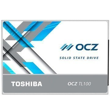 Toshiba OCZ TL100 2.5 SSD-levy 120Gt