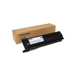 Toshiba Värikasetti Musta E-studio 165
