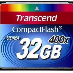Transcend Flash-muistikortti Compactflash 32gb