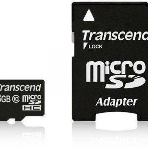 Transcend Premium Microsdhc 8gb