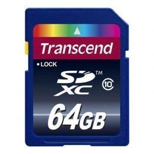 Transcend Premium Sdxc 64gb