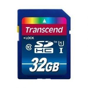 Transcend Sdhc Class 10 Uhs-i (premium) Sdhc 32gb