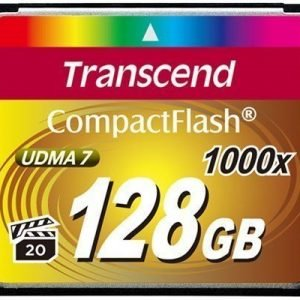 Transcend Ultimate Compactflash 128gb