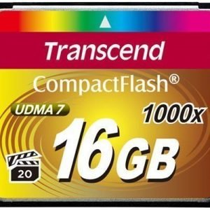 Transcend Ultimate Compactflash 16gb